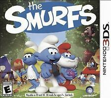 NEW Nintendo 3DS The Smurfs video game (Ubisoft)
