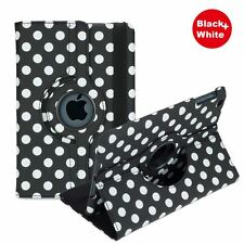Dots 360 Rotating Case Cover for Apple iPad Air 2