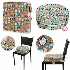 Baby Kids Infant Dining Chair Seat Cushion Seat Chair Cover Harness Pad & Cover/