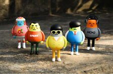 SML X Infinite Challenge Collaboration MBC Figure Collection Sticky Monster Lab