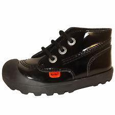Kickers Shoes/Boots Leather Black Size EU 27, 28 New in a box