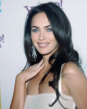 Megan Fox Poster or Photo Smiling Candid Pose