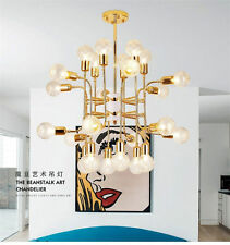 NEW Modern K9 Clear Crystal Ceiling Light Pendant Lamp Chandelier Lighting #1309