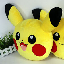 Pokemon Pikachu Pillow Cushion Cute Soft Toys Stuffed Plush Dolls Kids Adult