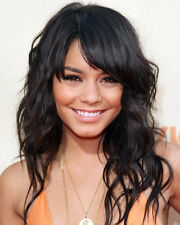Vanessa Hudgens Poster or Photo Beautiful Smiling Pose Gold Chains