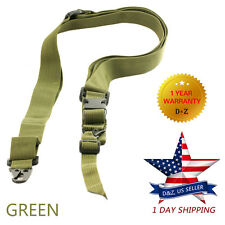 LOT Adjustable 3-Point Three Tactical Slings Rifle Gun Sling Strap Quick Release