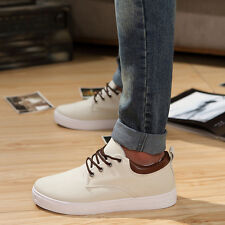 Summer Men's Low-top Casual Canvas Shoe Breathable Sneaker Fashion Board Shoes