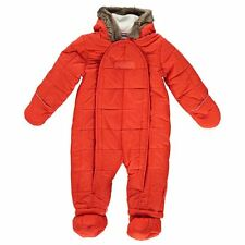 Puffa Infant baby snowsuit Snow Winter Ski Suit 0-3/ 3-6/ 6-9 / 9-12 months