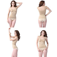 Slimming Tank Tops Tummy Control Shaping Undershirt Cami Body Shaper Underwear