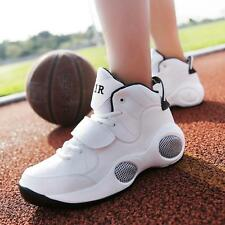 Mens Shoes Basketball Athletic Sneakers Sport Training Running Breathable Pumps