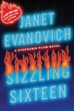Stephanie Plum: Sizzling Sixteen 16 by Janet Evanovich (2010, Hardcover)