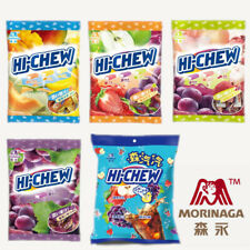 Morinaga HI-CHEW Soft Chewy Candy Assorted Flavors