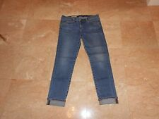 AG Adriano Goldschmied the STEVIE ANKLE Slim Straight Ankle Jeans, SZ 28 R $168