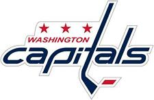 Washington Capitals NHL Color Die Cut Decal Car Sticker ChooseSize Free Shipping
