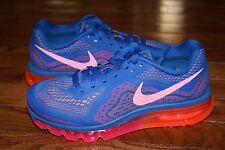 NEW Nike Women's Air Max 2014 Running Shoes 621078-400 - SIZE 12
