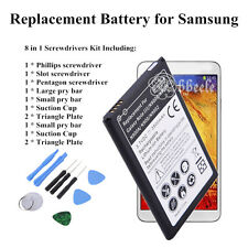 Replacement Battery fr Samsung Galaxy Series (8 in 1 Screwdrivers Kit) Black LOT