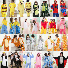 Animal Pajamas Kid Hoodie Suit Adult Unisex Kigurumi Cosplay Costume Pyjamas