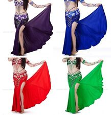 Brand New Sexy Belly Dance Skirt 9 Colors Available Free Shipping #118