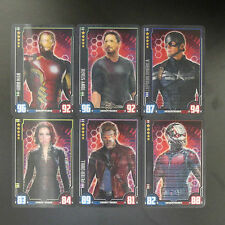TOPPS MARVEL HERO ATTAX CINEMATIC UNIVERSE 2016 TRADING CARDS LIMITED FLIX-PIX