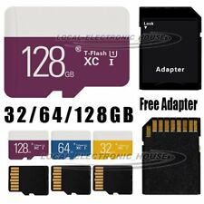 Micro SD Card Memory TF Card 32/64/128G SDHC SDXC MicroSD Flash Adapter Class 10