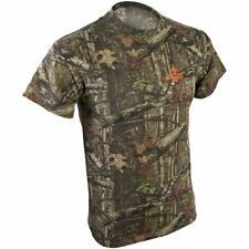 Mossy Oak Break-up Infinity Boys' Camo Short Sleeve Crew T-Shirts: M-L