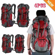 70L Outdoor Waterproof Travel Hiking Camping Luggage Backpack Internal Frame Bag