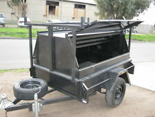 7x5 Heavy Duty Tradesman Trailer Single Axle -  Trailers Down Under !!!