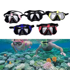 Pro Underwater Camera Diving Mask Scuba Snorkel Swimming Goggles Fit for GoPro