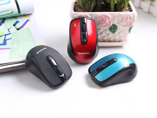 Rechargeable 1200DPI USB 2400 MHz Wireless Mouse Optical Mouse for PC Laptop