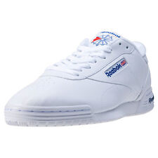 Reebok Exofit Lo Clean Logo Int Mens Trainers White New Shoes