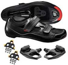 Shimano R065 SPD SL Road Bike Cycling Shoes R540 Pedals & Cleats