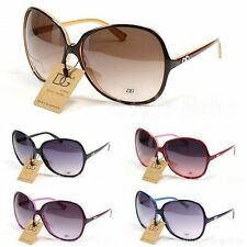 DG Eyewear Womens Ladies Designer Oversized Shades Vintage Fashion Sunglasses