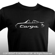 PORSCHE 911 TARGA INSPIRED CLASSIC CAR T-SHIRT