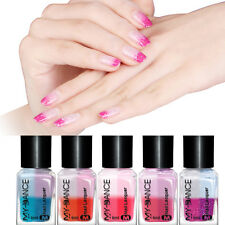 Thermal Nail Polish Peel Off Temperature Light Color Changing Varnish Manicure