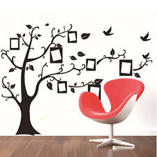 Wall Decal Sticker DIY Tree Wallpaper Removable Vinyl Home Room Decor Art Quotes
