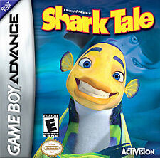 SHARK TALE GAME BOY ADVANCE GBA >BRAND NEW - IN STOCK - FAST SHIP<