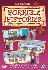 Horrible Histories - Awesome Egyptians / Ingenious Industrialists / Highly...