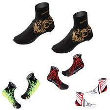 Anti-slip Cycling Shoe Covers Overshoes Windproof Warmer Boot Cover M L XL