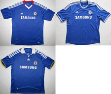 Chelsea FC London 2008/09 2010/11 2013 jersey shirt camiseta maillot Adidas L XL