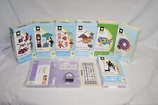 Cricut CARTRIDGES You Choose 8 New Unused UnLinked Create Expression Rare HTF