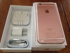 IN BOX Apple Iphone 6S & 6S Plus (32 / 64 / 128 GB) UNLOCKED ROSE GOLD SLVER AA+