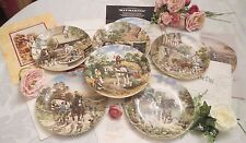 Wedgwood Collectors Plate Life on the Farm 6 Designs Available Ltd Edition