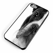 French Bulldog Hipster Cool Quirky Close Up For iPhone Range Hard Cover Case