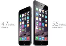 Apple iPhone 6 Plus - 16GB 128GB- Space Gray (AT&T) Unlocked Smartphone (Sealed)
