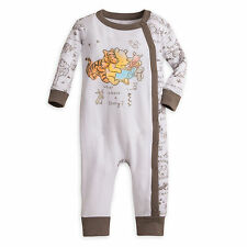 NWT DISNEY Winnie the Pooh & Friends Coverall  SIZE 12-18 OR 18.24 MONTHS CUTE!