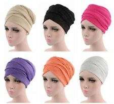 Muslim Indian Hat Islamic Turban Cancer Chemo Hair Loss Hijab Cap Headwrap Scarf