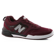 New Balance # Numeric 868 Sneakers (Chocolate Cherry/Black) Men's Skate Shoes