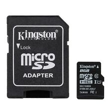 Class 10 8GB 16GB 32GB 64GB MicroSD TF Flash Memory Card with Card  Adapter