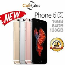 APPLE iPhone 6S/6 Plus/6 16-64-128GB Sim Free FACTORY UNLOCKED 4 COLORS Choose A