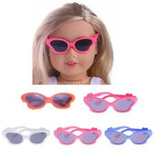"""Fashion Doll Glasses Sunglasses Fits for 18"""" American Girl Dolls Accessories"""